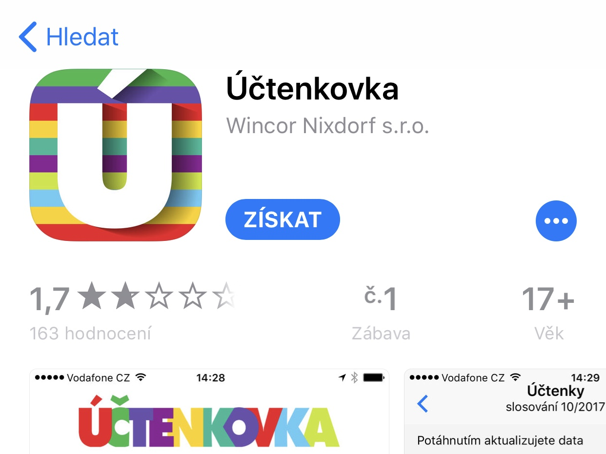 Komentar Aplikace Uctenkovka Aktuality Ucetni Portal